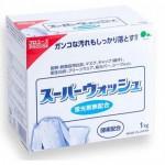 Mitsuei Мощный стиральный порошок для стирки белого белья, 1 кг.