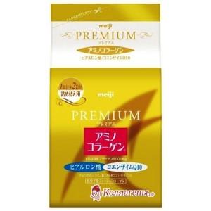 Морской коллаген MEIJI Collagen Premium в мягкой упаковке 210г.