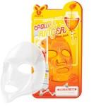 ELIZAVECCA Тканевая маска для лица Honey (Мед), 23мл