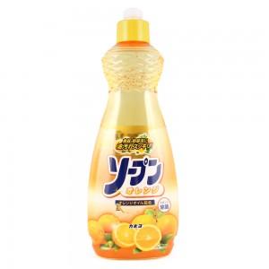 Kaneyo Жидкость для мытья посуды, сладкий апельсин, 600мл
