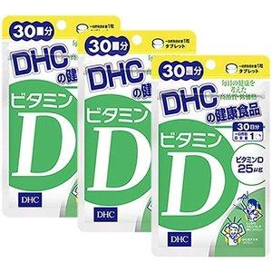 DHC Витамин D 30 шт