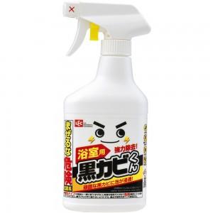 LEC Отбеливающий спрей для удаления плесени в ванной комнате, 400 мл.