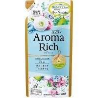 """LION """"Soflan Aroma Rich Sarah"""" Кондиционер для белья с богатым ароматом натуральных масел, 400 мл"""