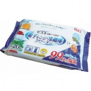 Life-Do Влажные салфетки для микроволновых печей и холодильников, 20 шт
