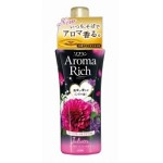 "Lion ""Soflan Aroma Rich Juliette"" Кондиционер для белья с c богатым ароматом натуральных масел, 520 мл"