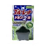 Bluelet Dobon W Таблетка для бачка унитаза с эффектом окрашивания воды, аромат Трав