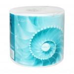 Туалетная бумага Breath без содержания флуоресцентных осветлителей, трехслойная  ( 1 шт.)