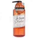 Je L`aime Relax Шампунь для жестких волос, мягкость и увлажнение, фруктово-цветочный аромат, 500 мл