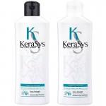 Kerasys Увлажняющий набор для волос - шампунь и кондиционер, 2 х 180 мл
