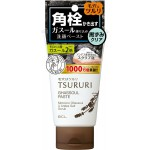 Tsururi Пенка-скраб для глубокого очищения кожи с марокканской вулканической глиной и андской каменной солью, 120 г