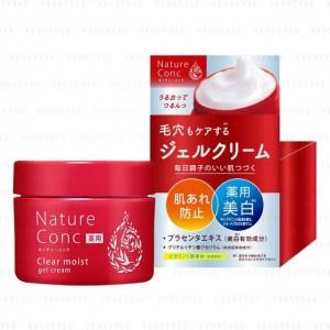 """Nature Conc - Гель для лица """"All in one"""" с увлажняющим комплексом и экстрактом плаценты, 100гр."""