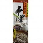 Sunaoshi Лапша Соба для варки с соусом, 2 порции, 230 гр