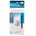 Lion Dentor Systema Зубная щетка для чистки межзубного пространства со сверхтонкой щетиной, SS(2), 8 шт