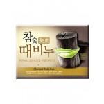 Mukunghwa скраб-мыло с древесным углем, 100 гр