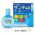 Sante 40 Cool - возрастные охлаждающие капли для снятия усталости и устраняющие размытость зрения