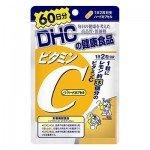 DHC Натуральный витамин С, 60 дней