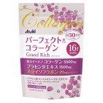 Asahi Grand Rich Collagen - Коллаген с добавлением 16 активных элементов, комплекс на 30 дней