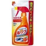 """Lion """"Look"""" Чистящее средство для кухонных плит с ароматом апельсина и ментола, мягкая упаковка 350мл"""