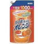 """""""Mitsuei"""" Средство для мытья посуды, овощей и фруктов с ароматом апельсина, 1000 мл"""