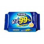 """MUKUNGHWA """"Laundry soap 99%"""" Стерилизующее хозяйственное мыло, 230 г"""