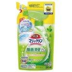 """Пенящееся средство КAO """"Magiclean""""  для ванной комнаты с антибактериальным эффектом, с ароматом свежих трав, запасной блок 330 мл"""