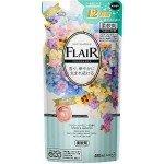 Kao Flair Fragrance (Flower & Harmony) Кондиционер для белья с антибактериальным эффектом, с нежным цветочным ароматом, 480 мл