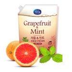 Mukunghwa Жидкость для мытья посуды, детских бутылочек и фруктов, аромат грейпфрута и мяты, 1,2 л