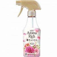 Lion Aroma Rich Diana Кондиционер-спрей для тканей с парфюмированным ароматом цветов и ягод, 280 мл