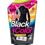 Жидкое средство для стирки Чёрное и Цветное Kerasys Wool Shampoo Black and Color, 1300ml