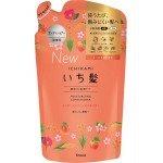 """Kracie """"Ichikami"""" Бальзам-ополаскиватель интенсивно увлажняющий для поврежденных волос с маслом абрикоса, 340 мл."""