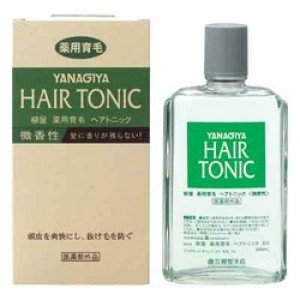 Yanagiya Hair Tonic Тоник против выпадения волос, аромат свежести, 240 мл