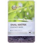 Scinic Snail Matrix Тканевая маска с муцином улитки Essense Mask? 20 мл
