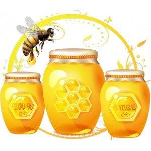 Мёд (разнотравье) 3 л Сбор 2020г