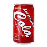 Напиток безалкогольный газированный Sangaria Los Angeles Cola Кола, 350 мл