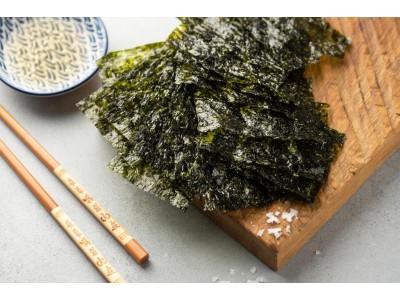 Морская капуста, приправы, закуски