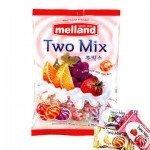 Melland Сливочно-фруктовая карамель, ассорти из 3х вкусов, 100 гр