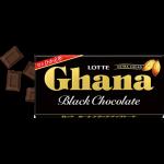 Lotte Шоколад чёрный Ghana, 50 гр.