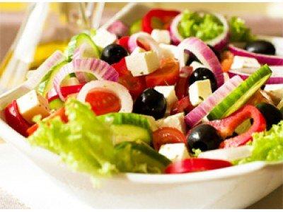 Соусы для салатов и овощей