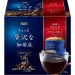 AGF Luxury Drip Bag Mocha Натуральный молотый кофе в дрип-пакетах, 8г*6шт