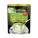 ITOEN Растворимый зеленый сладкий чай  MATCHA GREEN TEA, гранулы 200 г