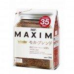 AGF MAXIM Кофе растворимый Moka blend, 70 г