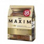 AGF MAXIM Кофе растворимый Gold blend, 70 г