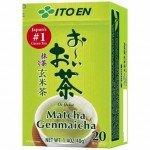 ITOEN Genmaicha пакетированный зеленый чай с коричневым рисом , 20 пак., 40 г.