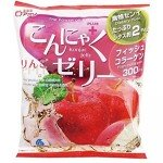 Yukiguni Aguri Желе порционное Конняку со вкусом яблока, 6х18 гр, 108 гр