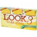 Fujiya Шоколадная коллекция LOOK ассорти из 3 вкусов белого шоколада, 43 г (9 штук)