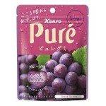 """Жевательный мармелад """"Pure"""" со вкусом Красного винограда, 56гр."""