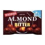 Lotte Almond Миндаль в тёмном шоколаде, 35 гр