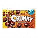 Lotte Хрустящие шоколадные шарики Crunky Pop Joy, 44 гр.