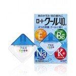 Rohto 40 COOL Японские капли для глаз