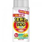 Hakugen Bath King Соль для ванны с экстрактом морских водорослей, с согревающим и восстанавливающим эффектом на основе морской соли, 450гр.